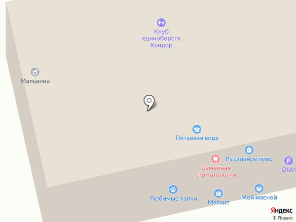 Комплит на карте