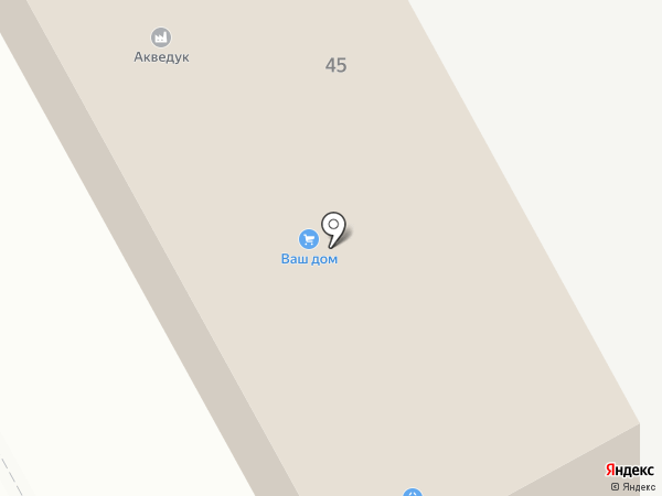 Профбрус на карте