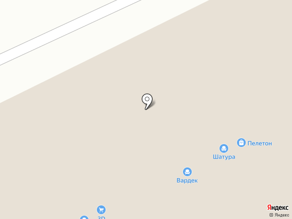 Bono на карте