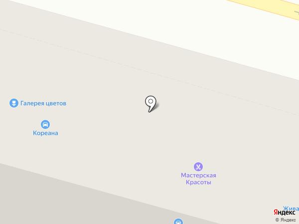 ПосуДА на карте