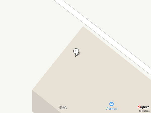 СК Тиго на карте