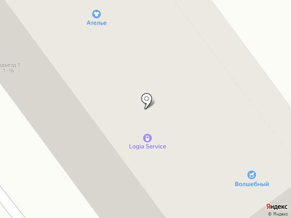 Стройсоюз на карте