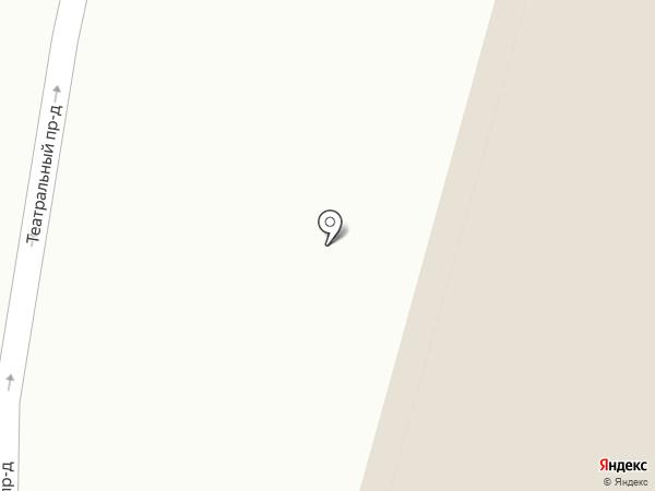 Тверская академическая областная филармония на карте