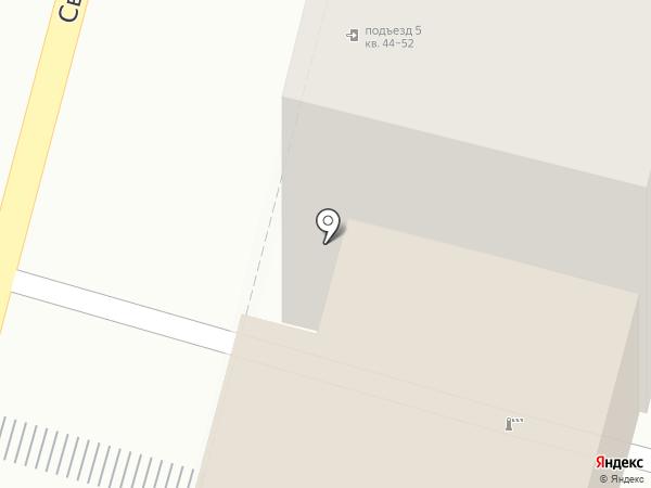 ХУКА на карте