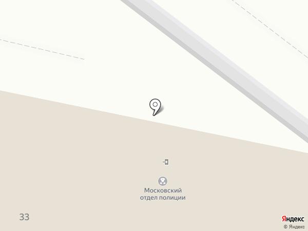 Автоэвакуатор Тверь на карте
