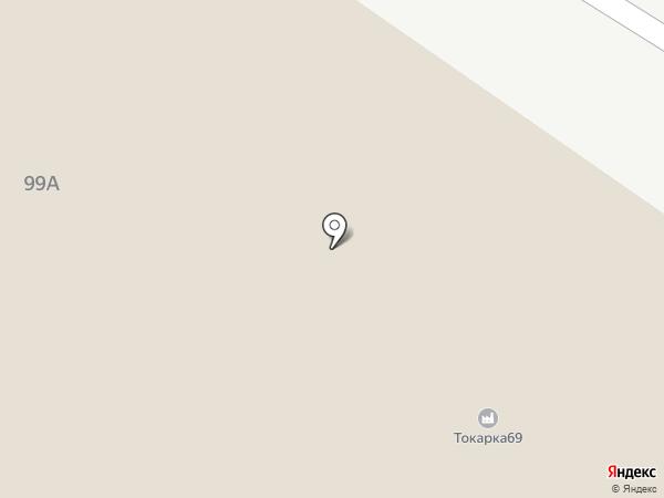 Таганка на карте