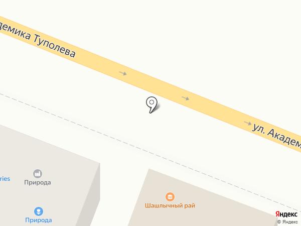 Основание на карте