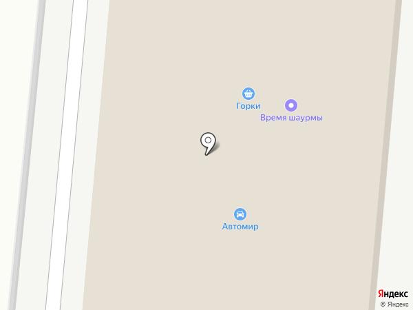 Элемент Лизинг на карте