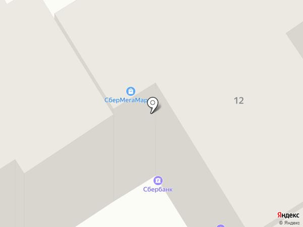 ГрандМастер на карте