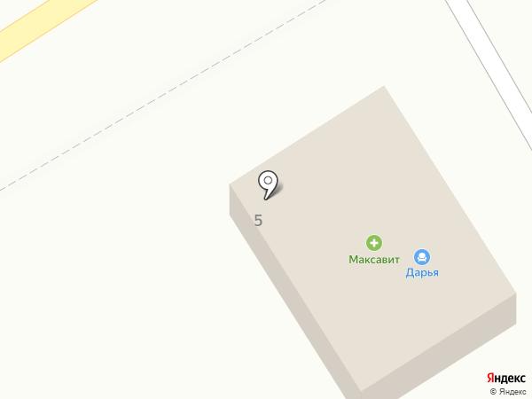 Мебельный магазин на Центральной на карте