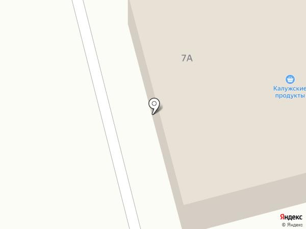 Левпринт на карте