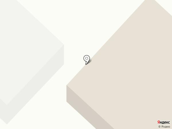 Воротынская изба на карте