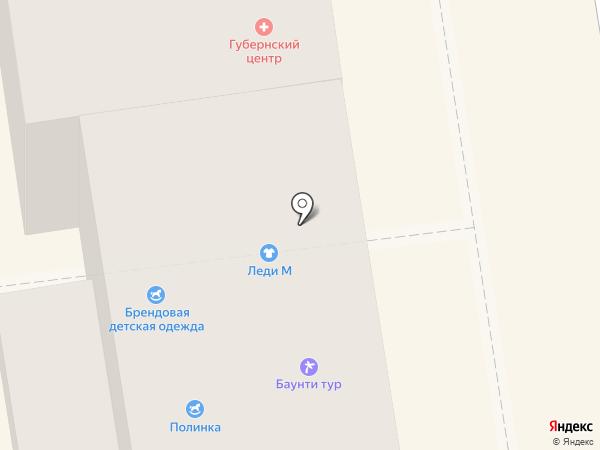 Арторёл на карте