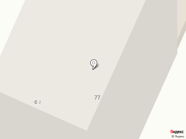 Кристалл на карте