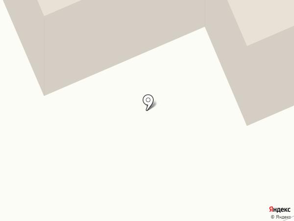 Леман на карте