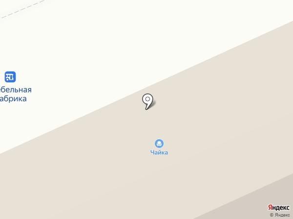 Макстер на карте