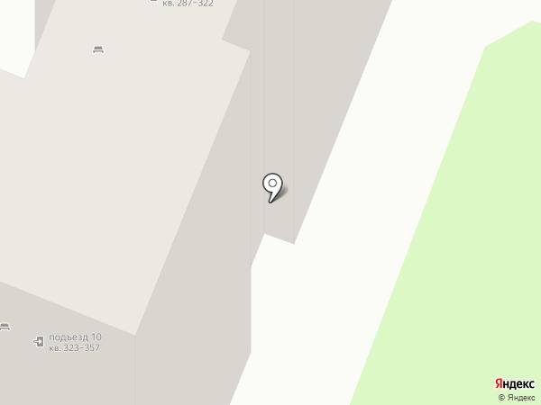 Автоспас на карте