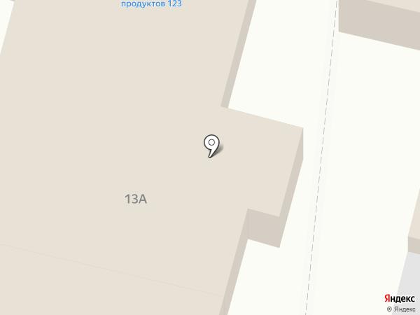 АГРОТЕХНИК на карте