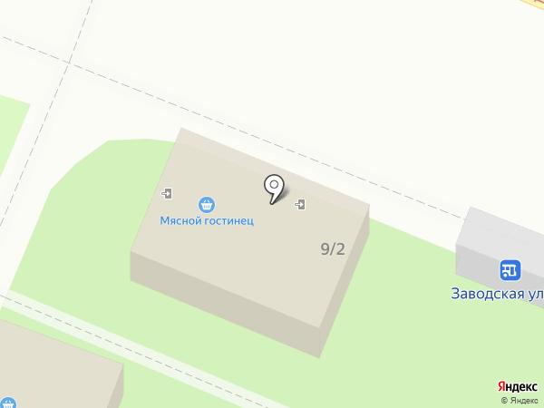 Мясной Гостинец на карте