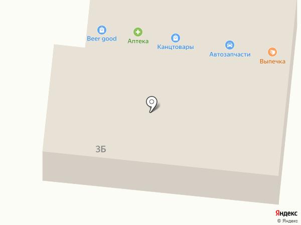 Монастырская лавка на карте