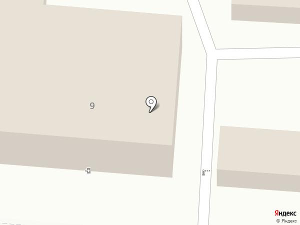 Курскводоканал, МУП на карте