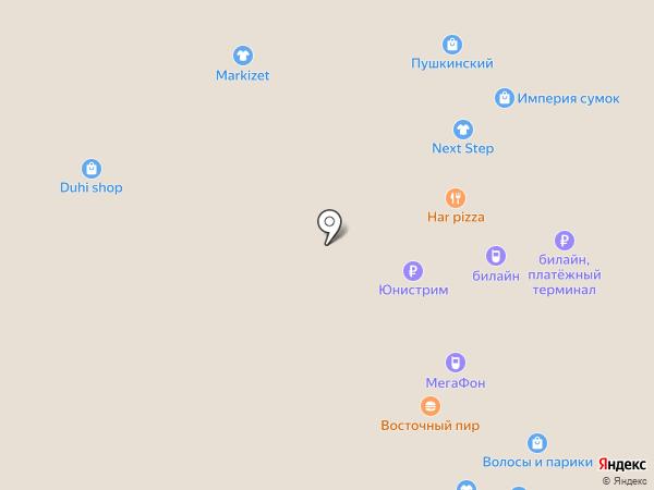 Stella Polare на карте