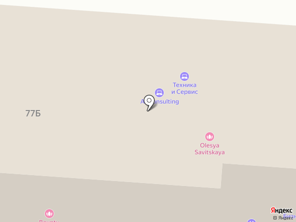 ФИНАМ на карте