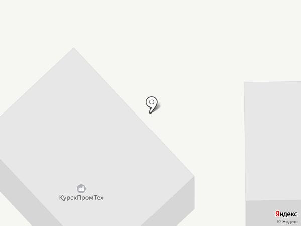 Курский Адамант на карте