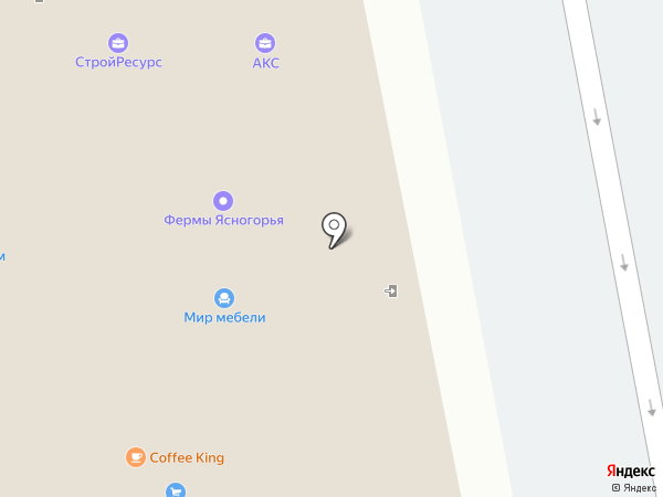 Магазин по продаже ковров на карте