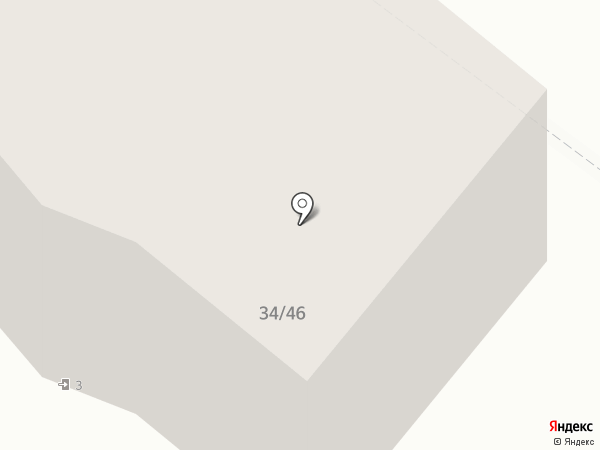 Радиан, ЗАО на карте