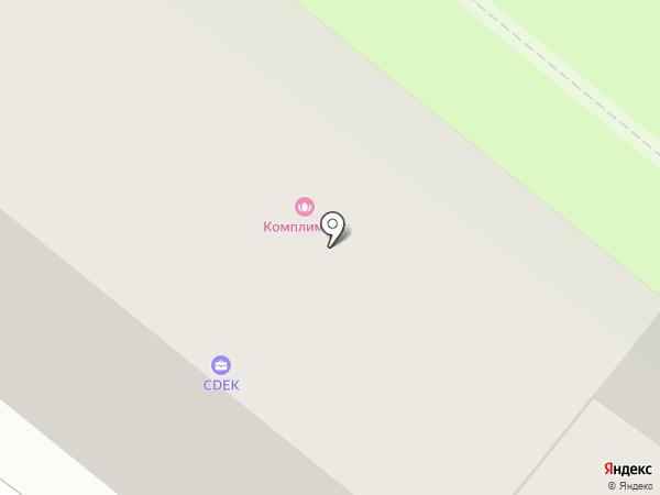 Комплимент на карте