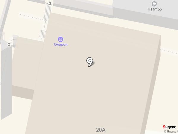 Пандора ЛЕД на карте