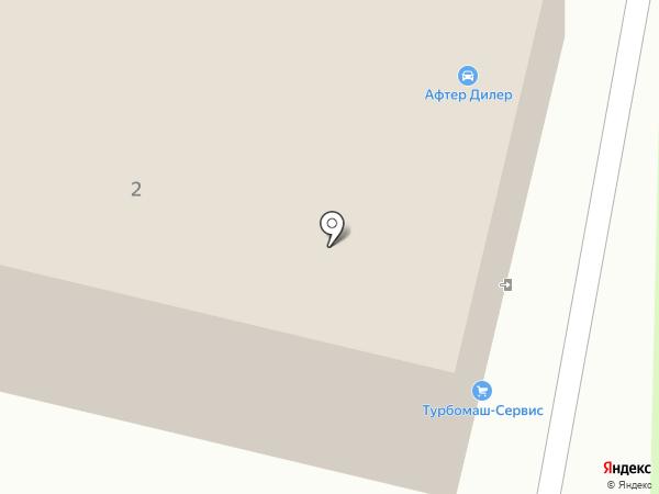 АвтомобилистЪ на карте