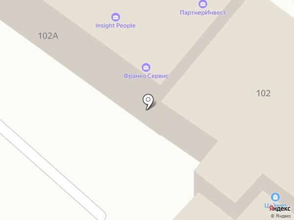 СЭЗ-Сервис на карте