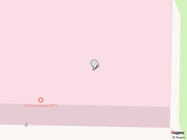 Калужская городская больница №4 им. А.С. Хлюстина на карте