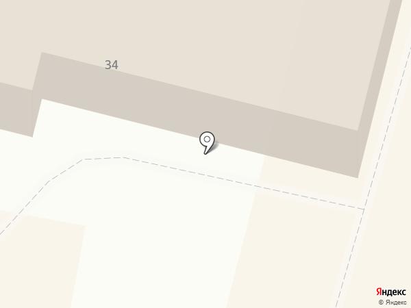 Избирательная комиссия г. Калуги на карте