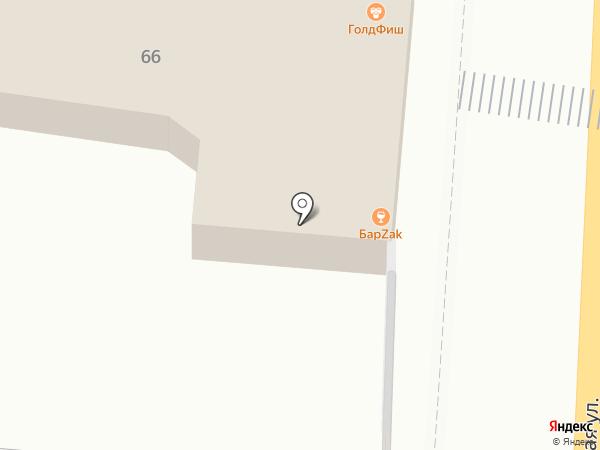 Кавасаки на карте