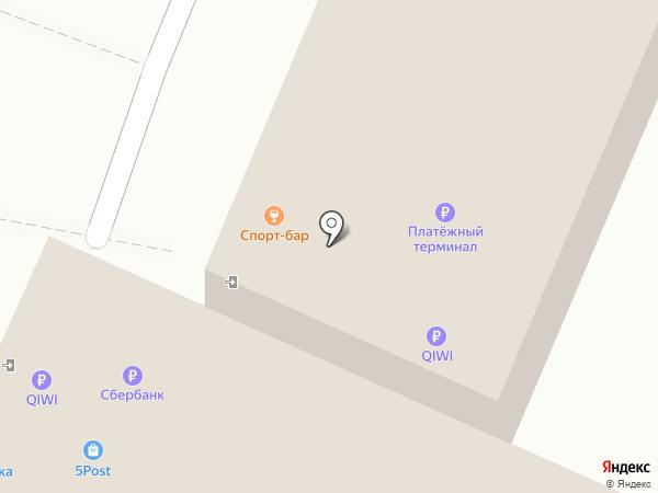 Экспресс Бар на карте