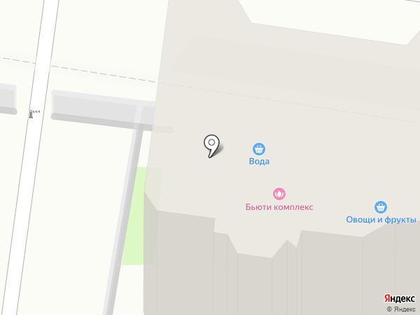 DG MACTEP на карте