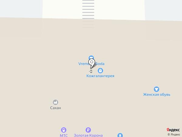 Зайка на карте