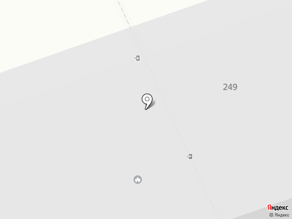 Пожарная часть №6 на карте