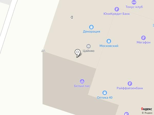 СушиШоп на карте
