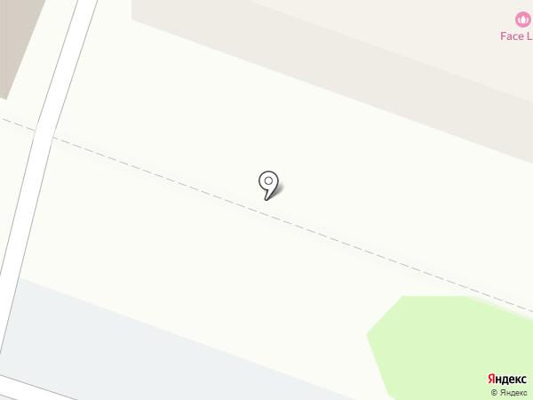 Стройтек на карте