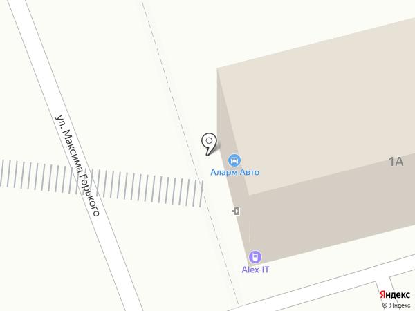 Alex-IT на карте