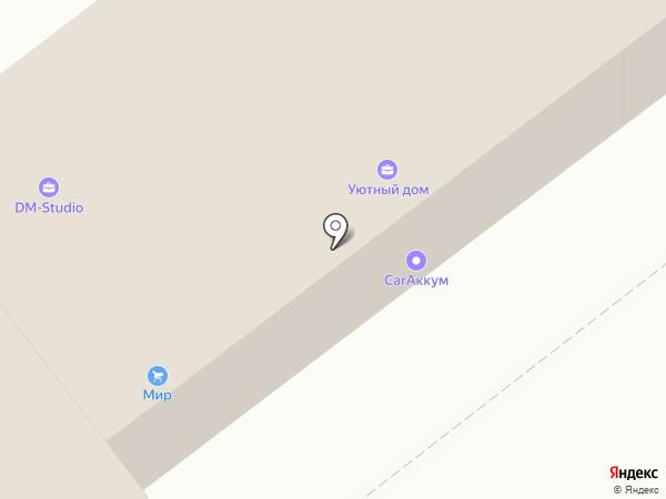 Свой Дом на карте