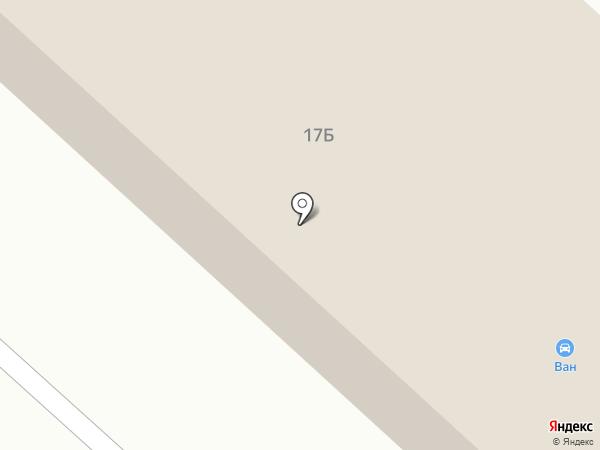 Автосервис ВАН на карте