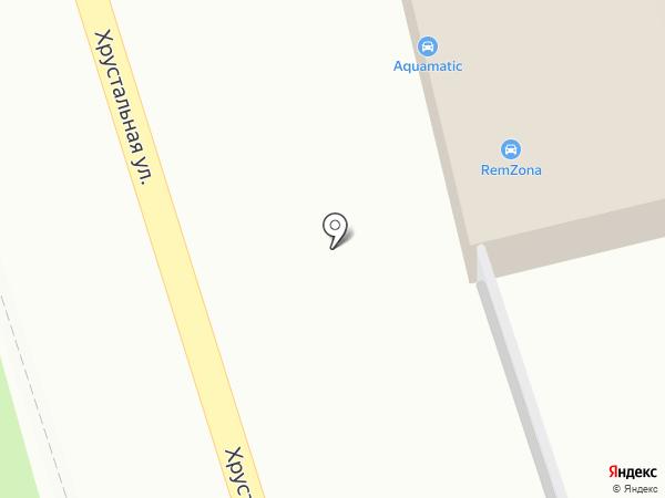 Евромоторс на карте