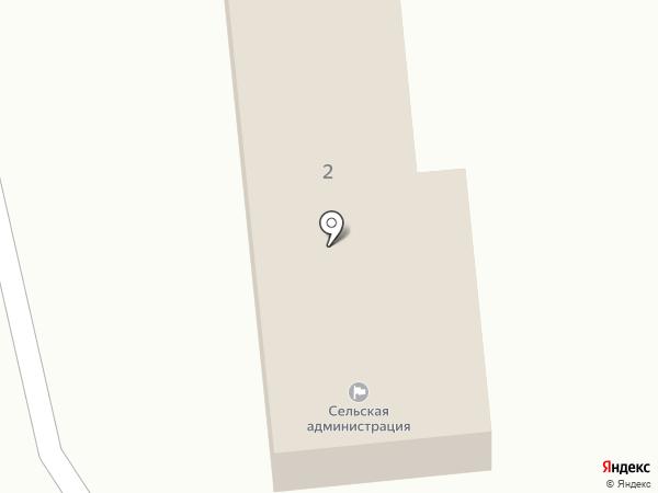 Администрация сельского поселения пос. Грабцево на карте
