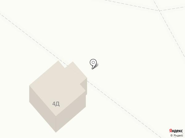 Хрусталь Белогорья на карте