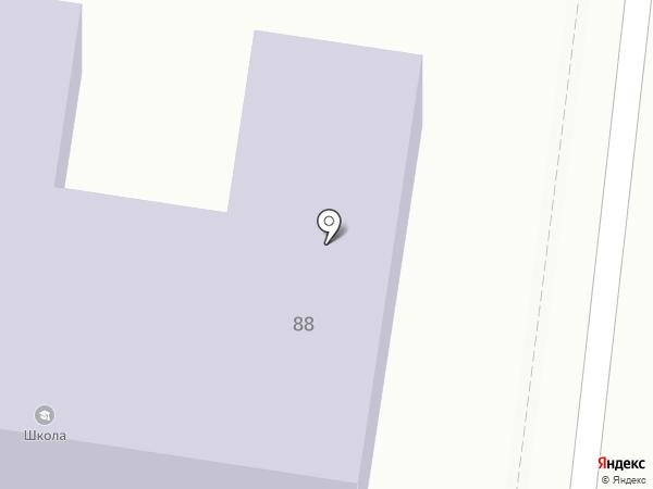 Стрелецкая начальная школа на карте